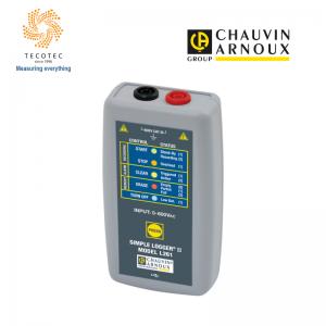 Thiết bị ghi dữ liệu điện áp, Model: L261