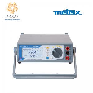 Đồng hồ vạn năng để bàn, Model: MTX 5006