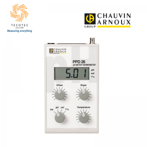 Máy đo pH, Model: PPD 26