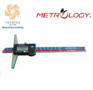 Thước đo sâu điện tử 0-500mm, Model: EC-9006DP