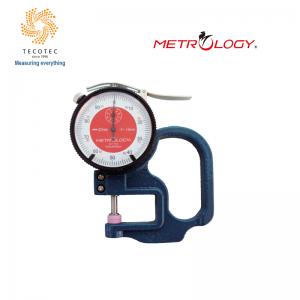 Đồng hồ đo độ dày (Họng sâu L: 30mm ), Model: DT-9003