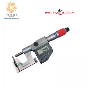 Panme đo ngoài điện tử (Multi-Use) 25-50mm, Model: EM-9189