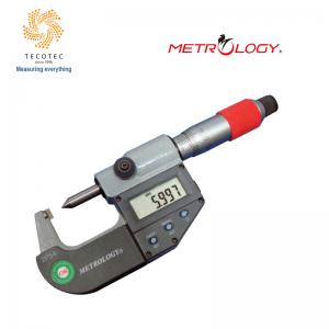 Panme đo ngoài điện tử (Single Point) 0-25mm, Model: EM-9207E